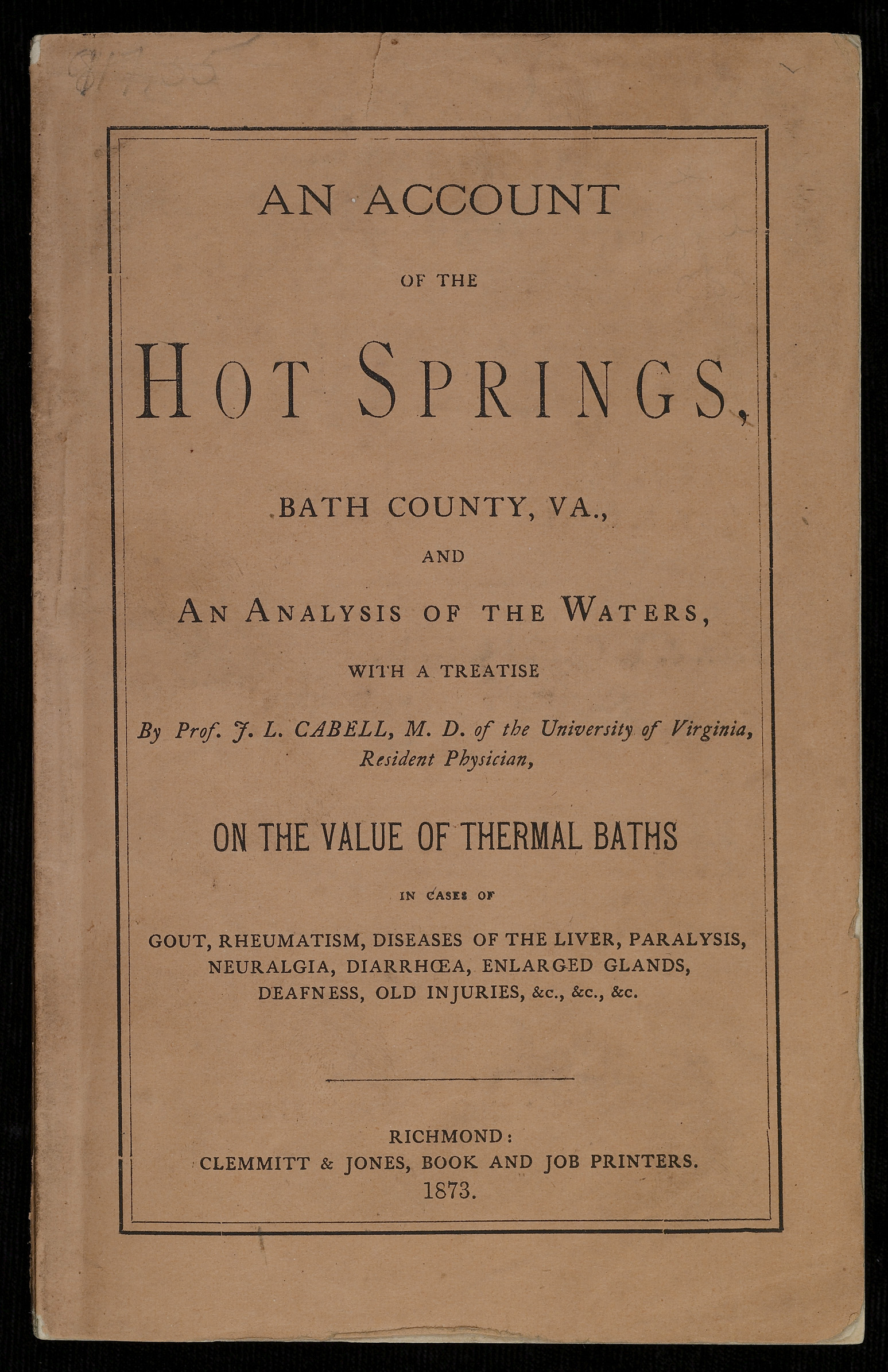 Cabell-Hot-Springs book