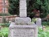 James L. Cabell grave marker