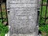 Charles Carter grave marker