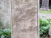 Margaret Cabell grave marker