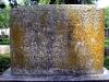 James West Poindexter grave marker