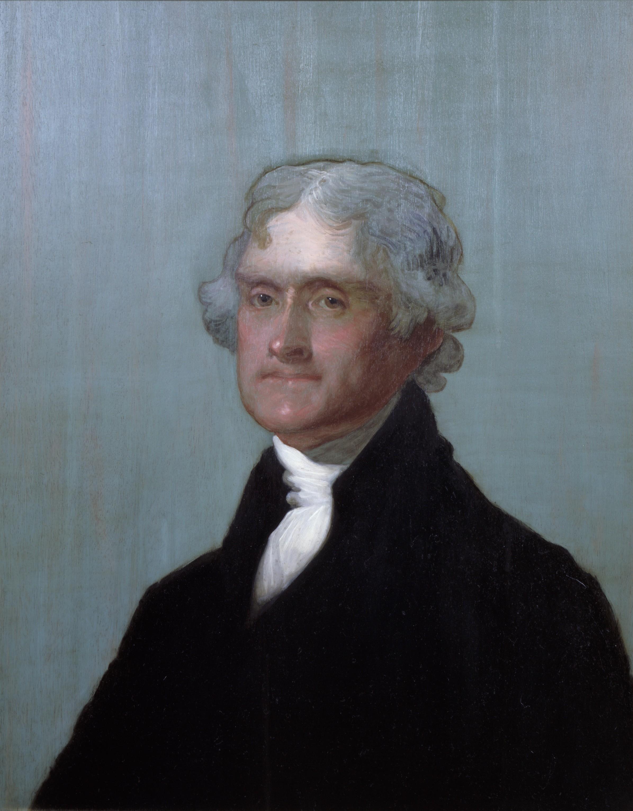 2004 — Thomas Jefferson's Legacy